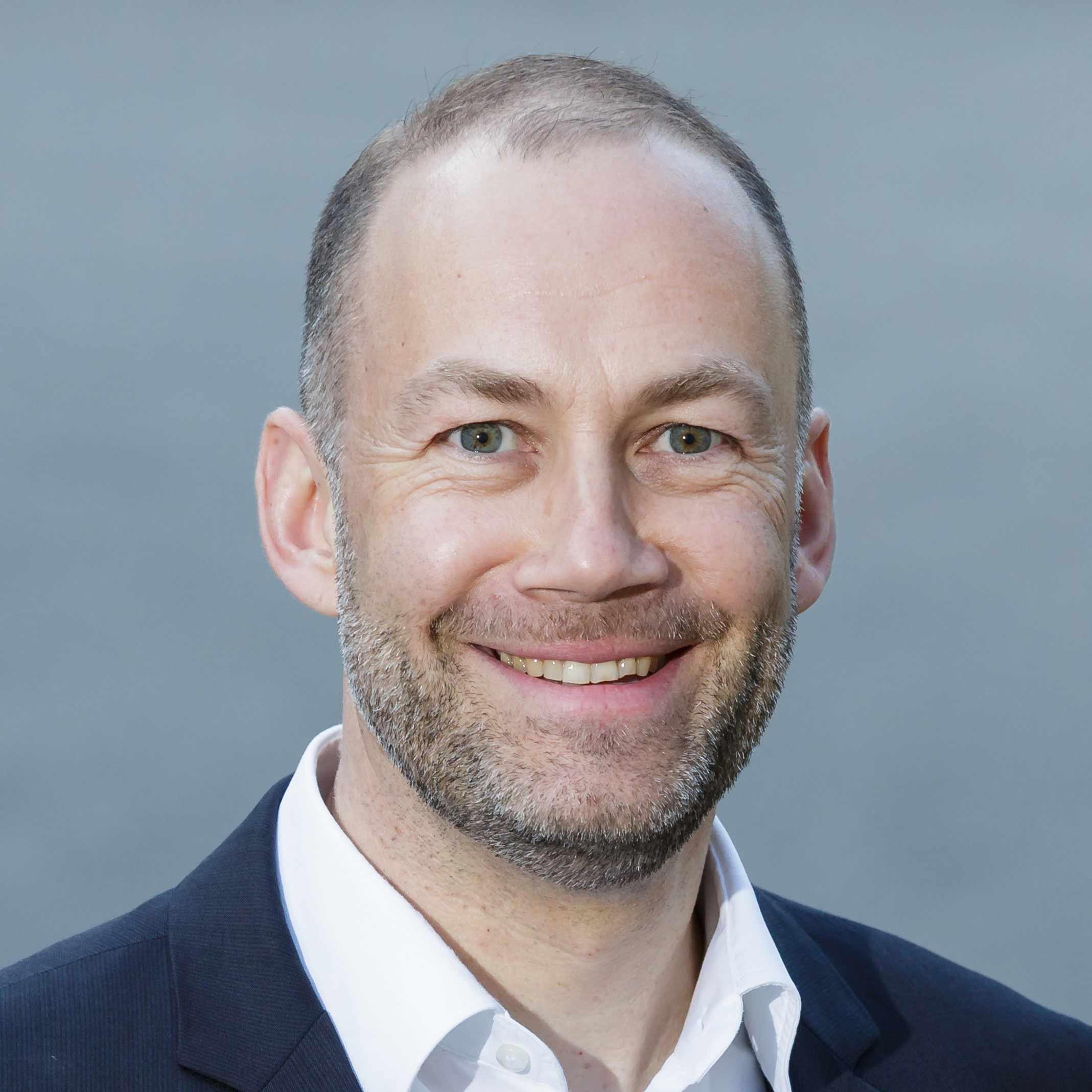 Mike Fruet ist Schweizer Trainer und Schweizer Coach
