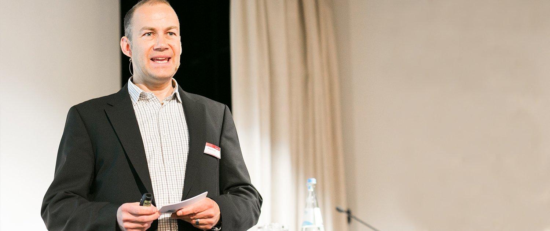 Schweizer Verkaufstrainer Mike Fruet