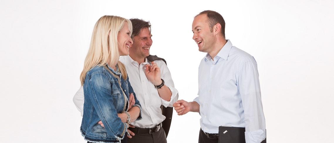 Mike Fruet aus Zürich bietet Unternehmens Coaching an
