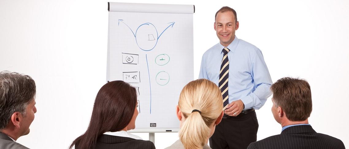 Schweizer Coach Mike Fruet für Unternehmenstraining